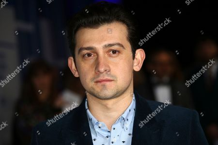 Craig Roberts poses for photographers upon arrival at the British Independent Film Awards in central London