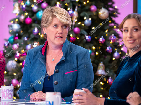 Editorial picture of 'Loose Women' TV show, London, UK - 02 Dec 2019