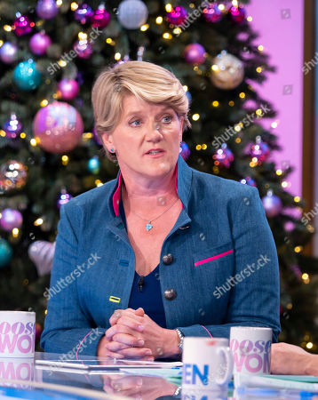 Editorial photo of 'Loose Women' TV show, London, UK - 02 Dec 2019