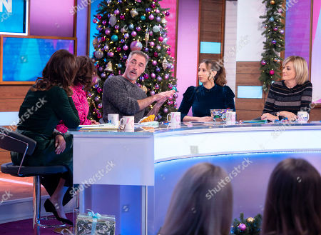 Andrea McLean, Saira Khan, Greg Wise, Stacey Solomon and Jane Moore