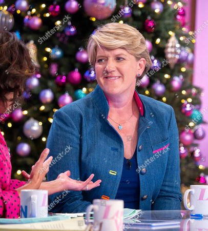 Stock Picture of Clare Balding