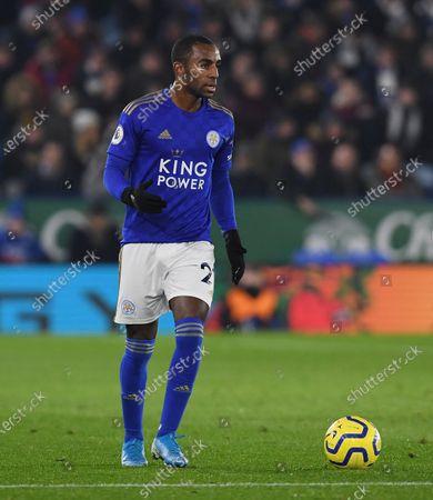 Stock Picture of Ricardo Pereira of Leicester City
