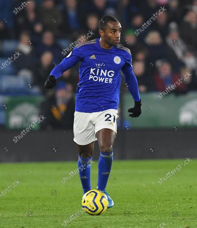 Editorial picture of Leicester City v Watford, Premier League, Football, King Power Stadium, Leicester, UK - 04 Dec 2019