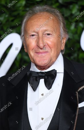 Stock Photo of Harold Tillman