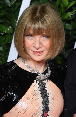 Stock Image of Anna Wintour