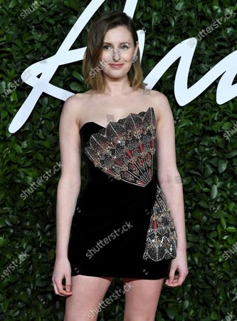 Stock Picture of Laura Carmichael