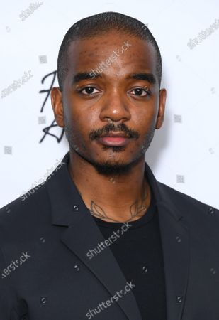Stock Picture of Samuel Ross