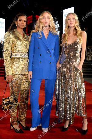 Stock Picture of Ramla Ali, Elfie Reigate and Ella Richards