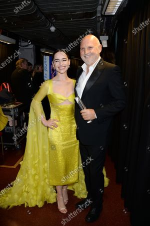 Editorial picture of The Fashion Awards, Inside, Royal Albert Hall, London, UK - 02 Dec 2019