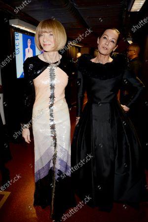 Editorial image of The Fashion Awards, Inside, Royal Albert Hall, London, UK - 02 Dec 2019