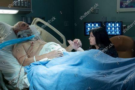 Gerald McRaney as Delta Burke as Ellie Holder