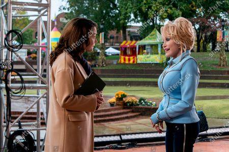 Kimberly Williams-Paisley as Emily and Dolly Parton
