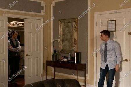 Michael J. Willett as Cole Evans and Andy Mientus as Tyler Meegers