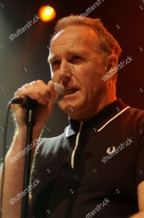 Richard Jobson of The Skids