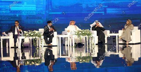 Editorial image of Saudi Media Forum, Riyadh, Saudi Arabia - 02 Dec 2019