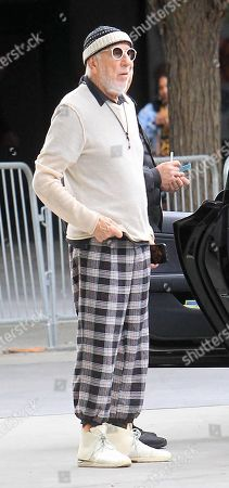 Editorial picture of Lou Adler out and about, Los Angeles - 1 December 2019