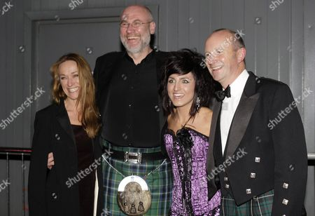 Editorial picture of Tartan Clef awards at the SECC, Glasgow, Scotland, Britain - 27 Nov 2009