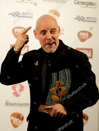 Geoff Ellis of DF concerts who won the SECC award