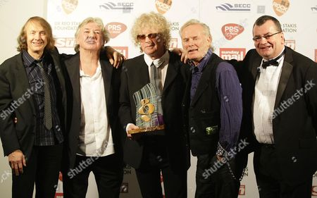 Editorial picture of Tartan Clef awards at the SECC, Glasgow, Scotland, Britain - 27 Nov 2009
