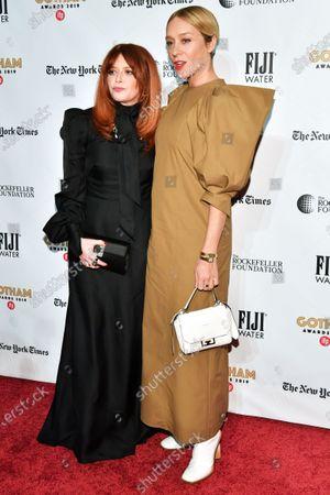 Natasha Lyonne and Chloe Sevigny