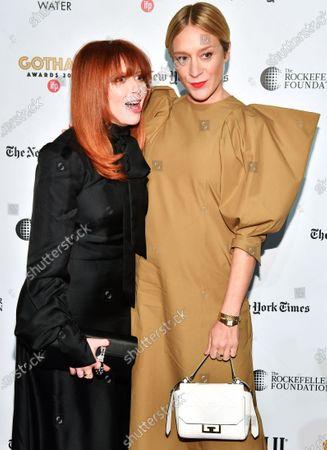 Stock Picture of Natasha Lyonne and Chloe Sevigny