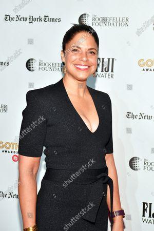 Stock Photo of Soledad O'Brien