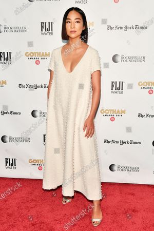 Editorial image of 29th Annual IFP Gotham Awards, Arrivals, Cipriani Wall Street, New York, USA - 02 Dec 2019