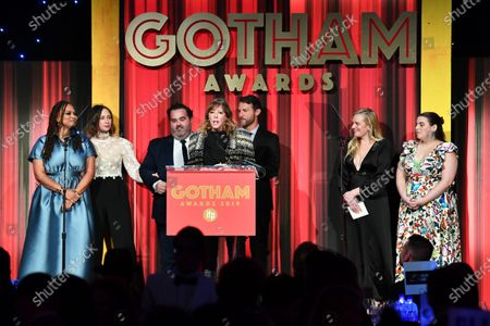 Editorial photo of 29th Annual IFP Gotham Awards, Inside, Cipriani Wall Street, New York, USA - 02 Dec 2019
