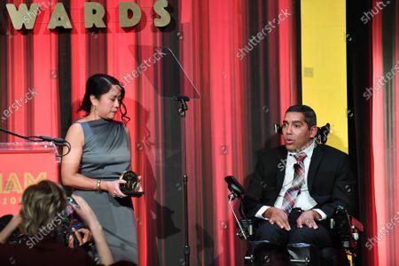 Editorial photo of 29th Annual IFP Gotham Awards, Inside, Cipriani Wall Street, New York, USA - 02 Dec 2019