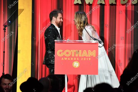 Sam Rockwell and Olivia Wilde