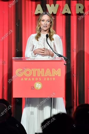 Editorial image of 29th Annual IFP Gotham Awards, Inside, Cipriani Wall Street, New York, USA - 02 Dec 2019