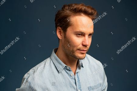 Editorial picture of Taylor Kitsch Portrait Session, New York, USA - 20 Nov 2019