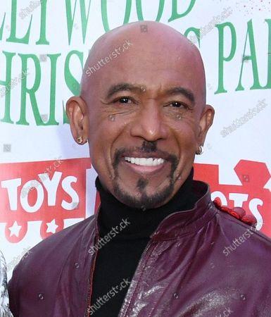 Stock Image of Montel Williams
