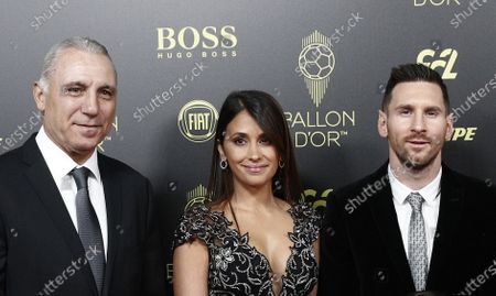 Editorial image of Ballon d'Or 2019, Paris, France - 02 Dec 2019