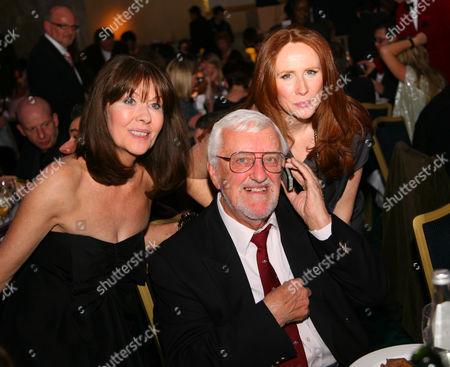 Stock Image of Elisabeth Sladen, Bernard Cribbins and Catherine Tate