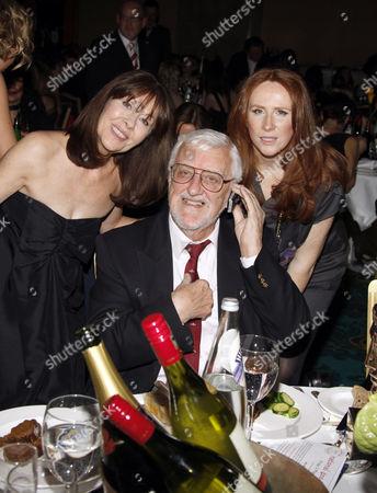 Elisabeth Sladen, Bernard Cribbins and Catherine Tate