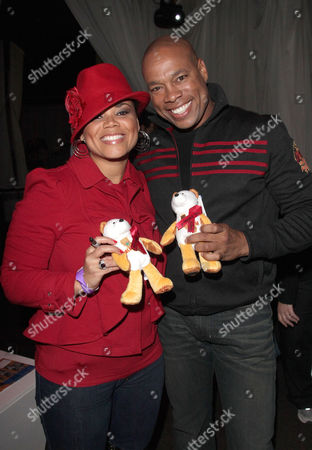 Editorial photo of Holiday of Hope Tree Lighting and One Heartland Benefit, Los Angeles, America - 28 Nov 2009