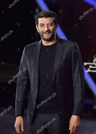 Ramzy Bedia attends the screening of 'The Irishman' during the 18th annual Marrakech International Film Festival, in Marrakech, Morocco, 02 December 2019. The film festival runs from 29 November to 07 December 2019.