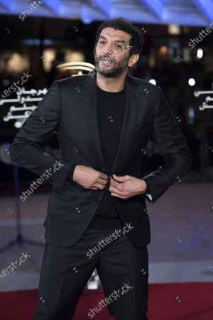 Stock Picture of Ramzy Bedia attends the screening of 'The Irishman' during the 18th annual Marrakech International Film Festival, in Marrakech, Morocco, 02 December 2019. The film festival runs from 29 November to 07 December 2019.