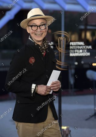 Yonfan attends the screening of 'The Irishman' during the 18th annual Marrakech International Film Festival, in Marrakech, Morocco, 02 December 2019. The film festival runs from 29 November to 07 December 2019.
