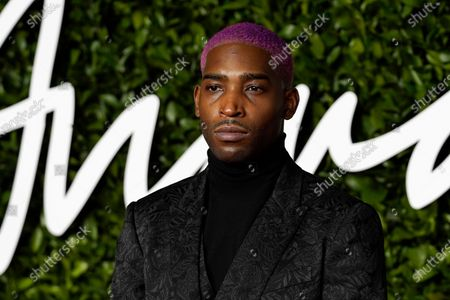 Stock Photo of British rapper and fashion designer Tinie Tempah arrives for The Fashion Awards at the Royal Albert Hall in Central London, Britain, 02 December 2019. The awards showcases individuals and businesses that have contributed to the British fashion industry.
