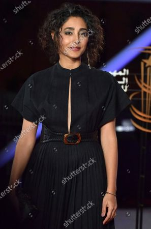 Stock Image of Golshifteh Farahani attends the 18th annual Marrakech International Film Festival, in Marrakech, Morocco, 02 December 2019. The film festival runs from 29 November to 07 December 2019.