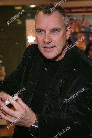 Editorial picture of John Lenahan 'Shadow Magic' book signing, Waterstones Reading, Berkshire, Britain - 28 Nov 2009