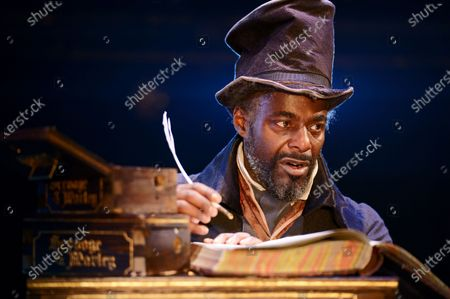 Paterson Joseph as Scrooge