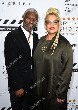 Editorial photo of Celebration of Black Cinema, Arrivals, The Landmark Annex, Los Angeles, USA - 02 Dec 2019