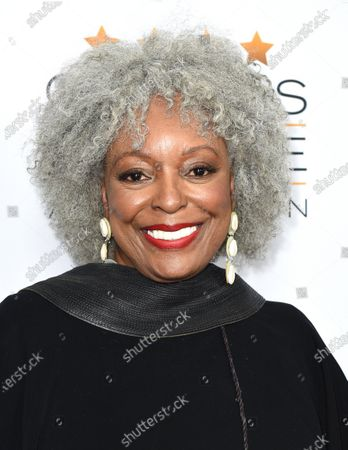 Editorial photo of Celebration of Black Cinema, Arrivals, The Landmark Annex, Los Angeles, USA - 02 Dec 2019