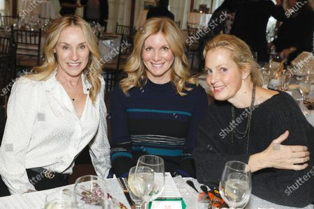 Editorial image of 6th Annual Village Health Works holiday luncheon, New York, USA - 02 Dec 2019