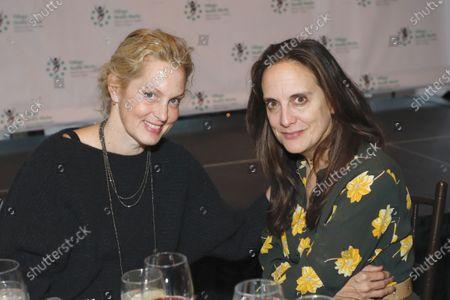 Alexandra Wentworth and Liz Tuccillo