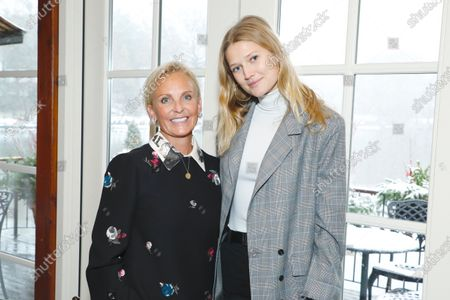 Editorial photo of 6th Annual Village Health Works holiday luncheon, New York, USA - 02 Dec 2019