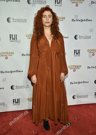 Alma Har'el attends the Independent Filmmaker Project's 29th annual IFP Gotham Awards at Cipriani Wall Street, in New York